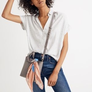 MADEWELL Central Shirt in Luis Stripe